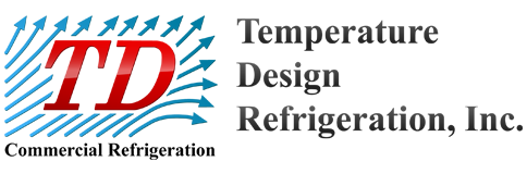 Temperature Design Refrigeration Logo
